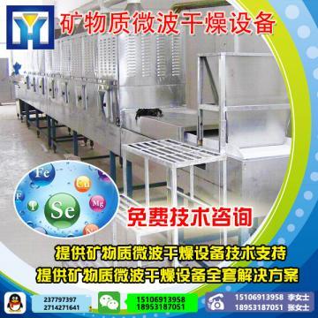 微波南瓜子烘焙设备 干果烘干 高效节能 效率提升200%